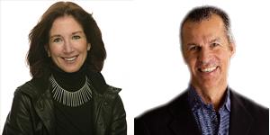 Dr. Paula Forman and Dr. Jeff Johnson
