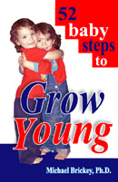 52 Baby Steps to Grow Young book